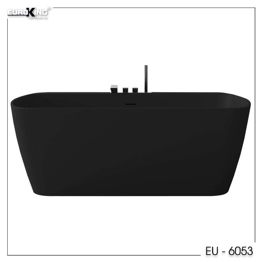 Bồn tắm EU - 6053 với tông màu đen