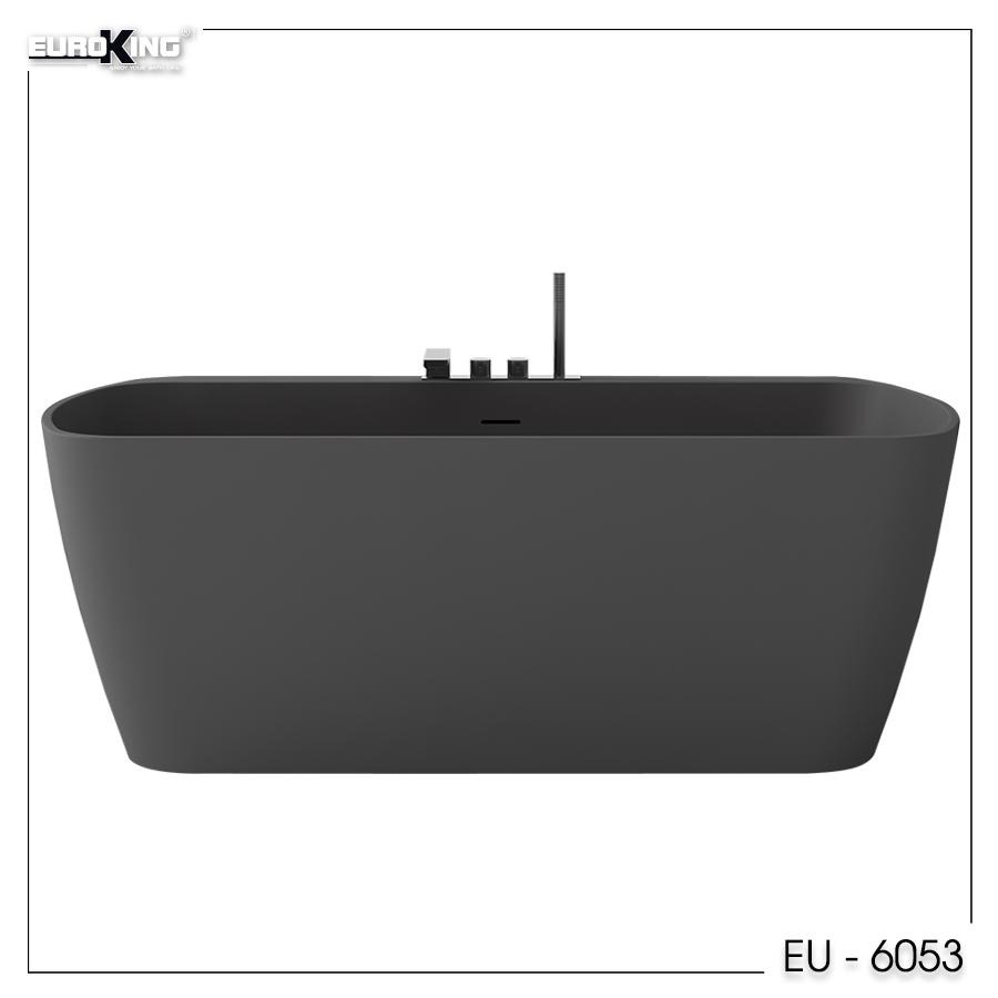 Bồn tắm EU - 6053 với tông màu xám