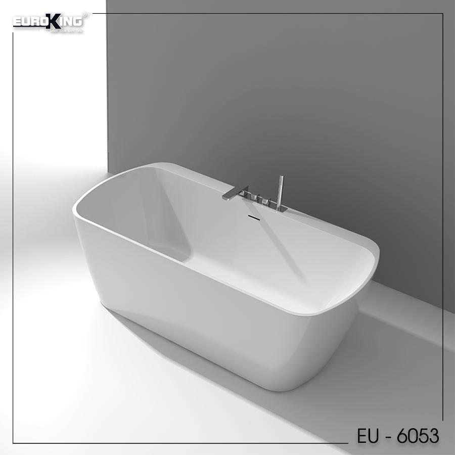 Hình ảnh tổng thể bồn tắm EU - 6053