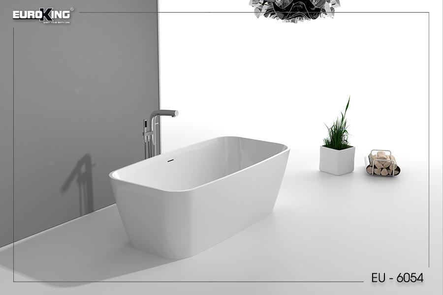 Bồn tắm EU- 6054 ( Màu trắng )
