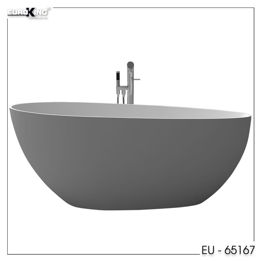 Bồn EU-65167 màu xám
