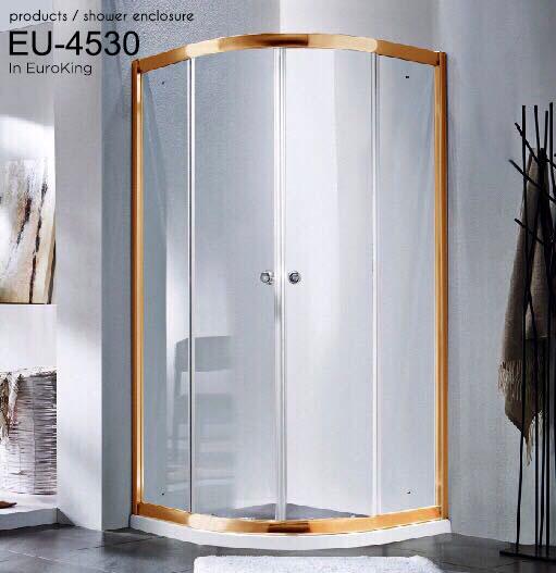 Phòng tắm vách kính được ưa chuộng nắm 2019