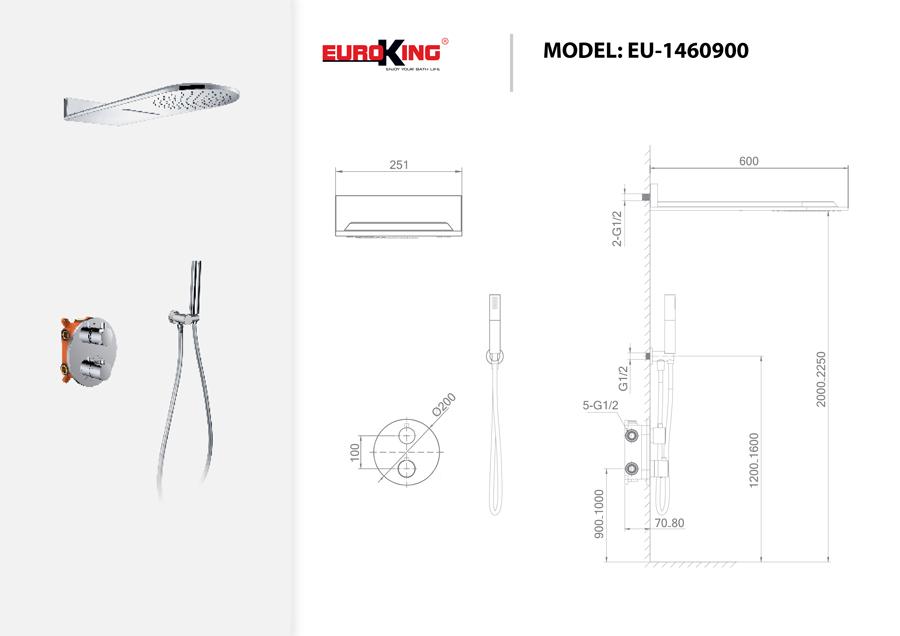 Sen tắm EU-1460900