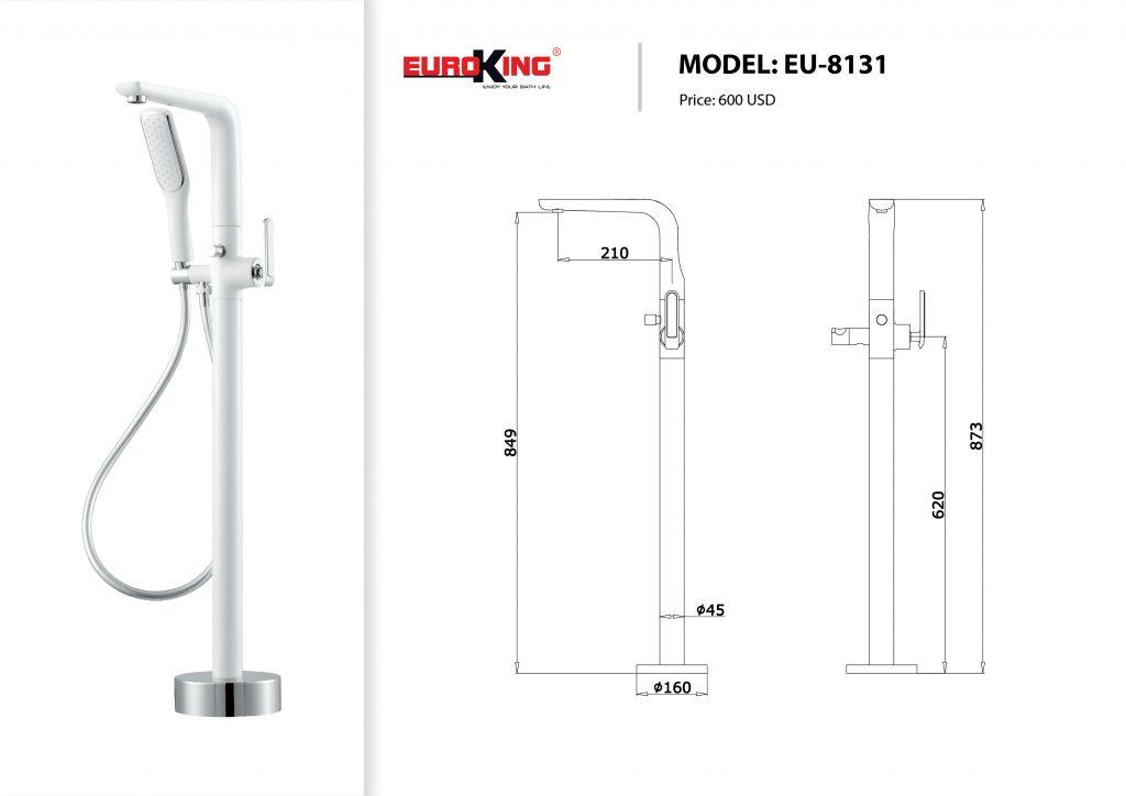 Sơ đồ kỹ thuật EU-8131